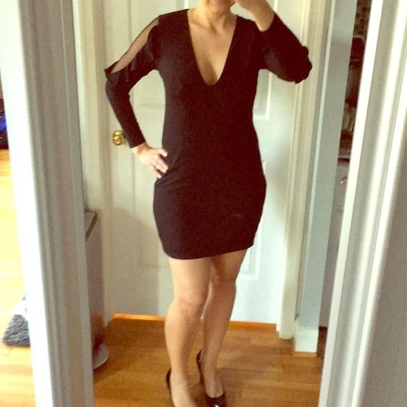 Express Dresses & Skirts - Express Black Dress